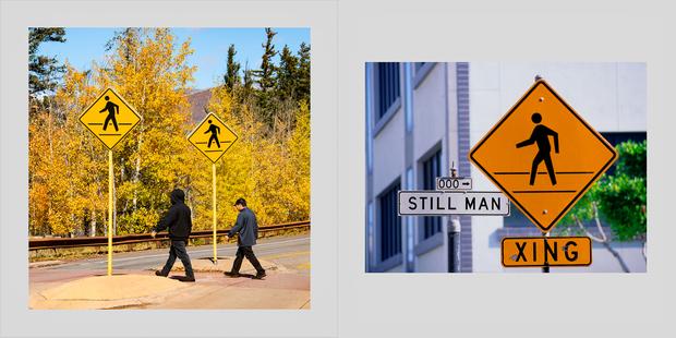Still Man Walking
