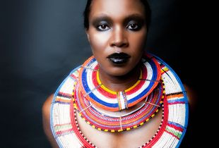 I am an African Queen 1