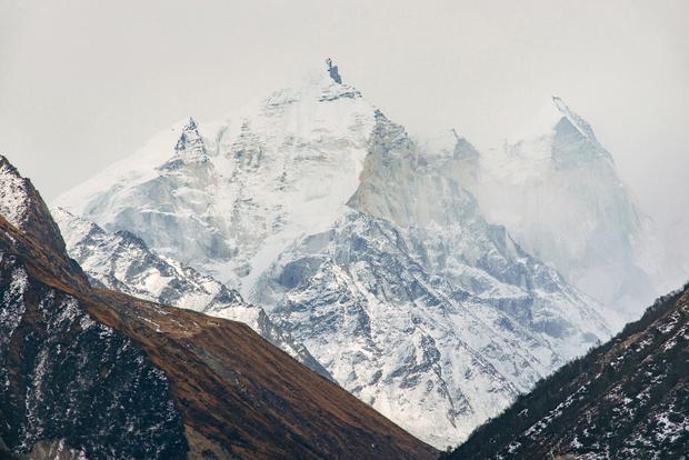 Gangotri mountain group