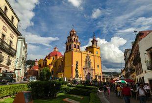 Guanajuato Town Square