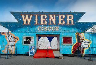 Achter de schermen van het Wiener Circus