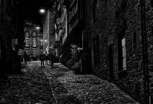 Dark Street serie