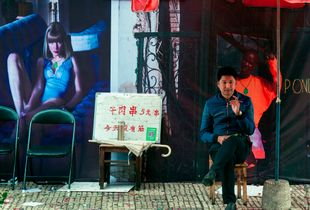 Kunming, Yunnan, China: Sguardi