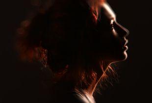 Faded Moments _ Self portrait