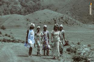 Les femmes Peuls du Cameroun