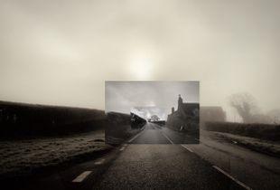 Moving through Space and Time (Fog in Wales)