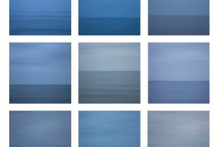 Infinite Shades of Blue