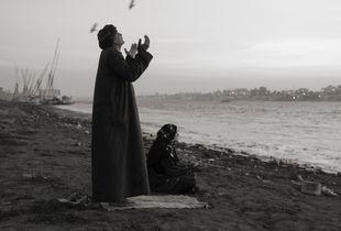 Dawn Prayer on the Nile River