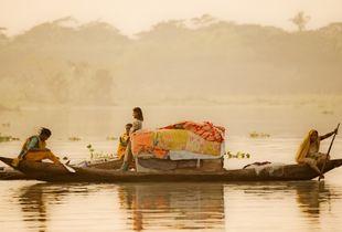 Fishing Women, Bangladesh