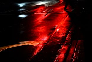 RED CROSSING