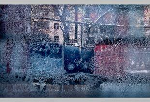 Winter Street Scene No. 5