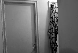 Maymouna's room, Bronx, 2017.