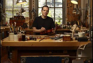 Guy Rabut - Violin Maker , Chelsea Manhattan