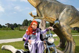 Elderly Heroes, Egberdien