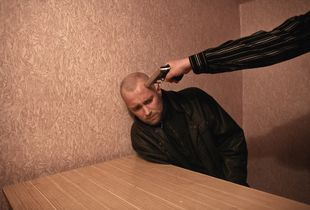 Interrogation © Donald Weber