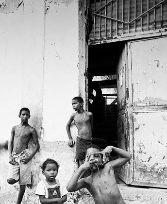 Cuban Squatters