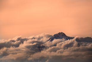 Mountain Beauty Sunset