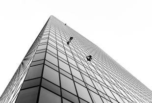 City climbers