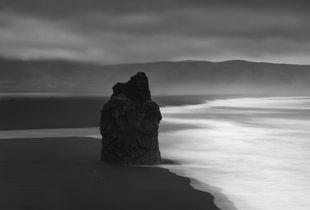Black sand beach ll
