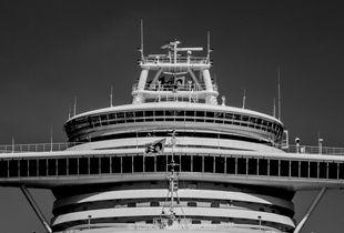 A cruise or a space ship?