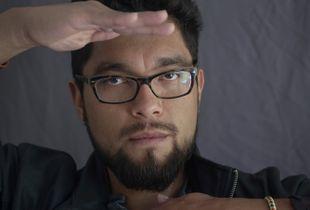 David Aguayo, PhD candidate, social activist, Mexican immigrant.