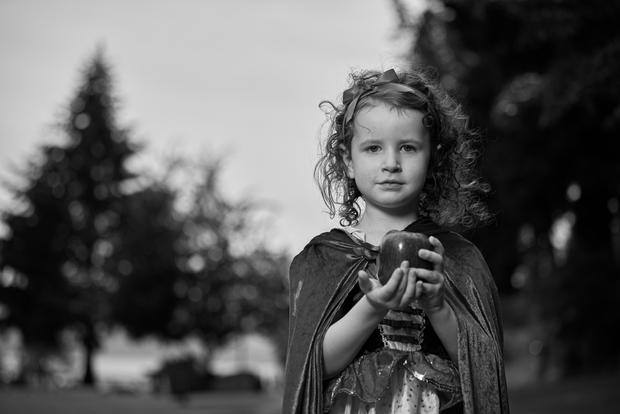 Elysia as Cinderella