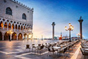 Saint Mark square Venice