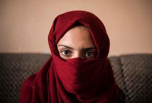 The girl from Al-Tanak