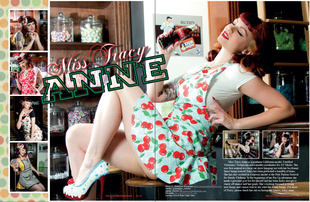 My first Pinup Publication