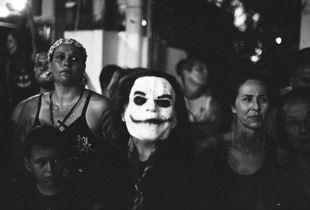 Carnival, Brazil 2019.