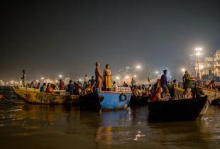 Varanasi Ceremony