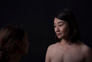 Woman in the motherhood1