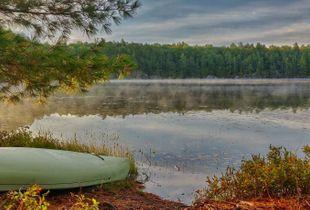 Vicary Lake - Early Morning
