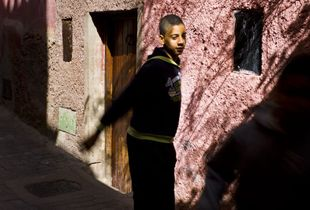"""""""passing by"""", united colors of Morocco"""