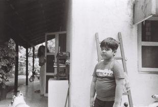 boy and his gaze