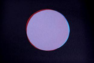 Red Blue Circle
