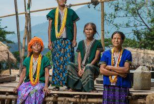 The Muun Chin Women