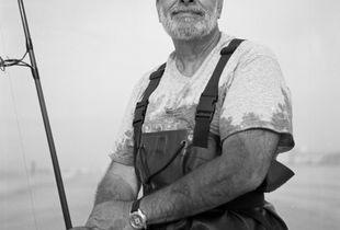 Fisherman Bob, Cape May, New Jersey