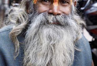 Street sadhu