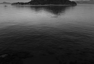 Island and Seawall