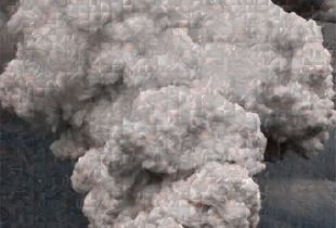 Steam Cloud, 2015 © Marcella S. Davis