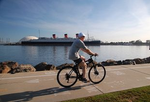 Cycling in Long Beach
