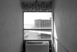 Window, Daytona Beach, Florida, 2016