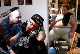 Tattoo fair