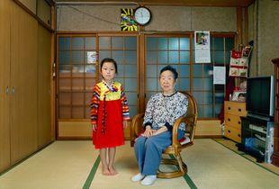 SAIESEO, Great-grandmother and I, 2008© KIM Insook