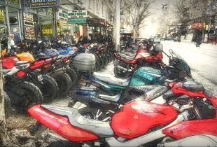 spot-on cycle shop, Melbourne