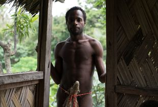 Vanuatu - Kastom Village Man #1