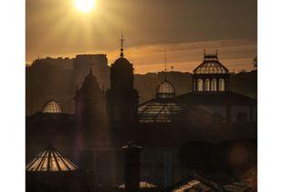 The Skylights of Palácio da Bolsa