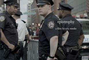"""""""epistrophy"""" poster"""