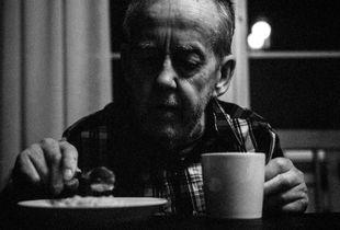 My dad drinks coffee #3
